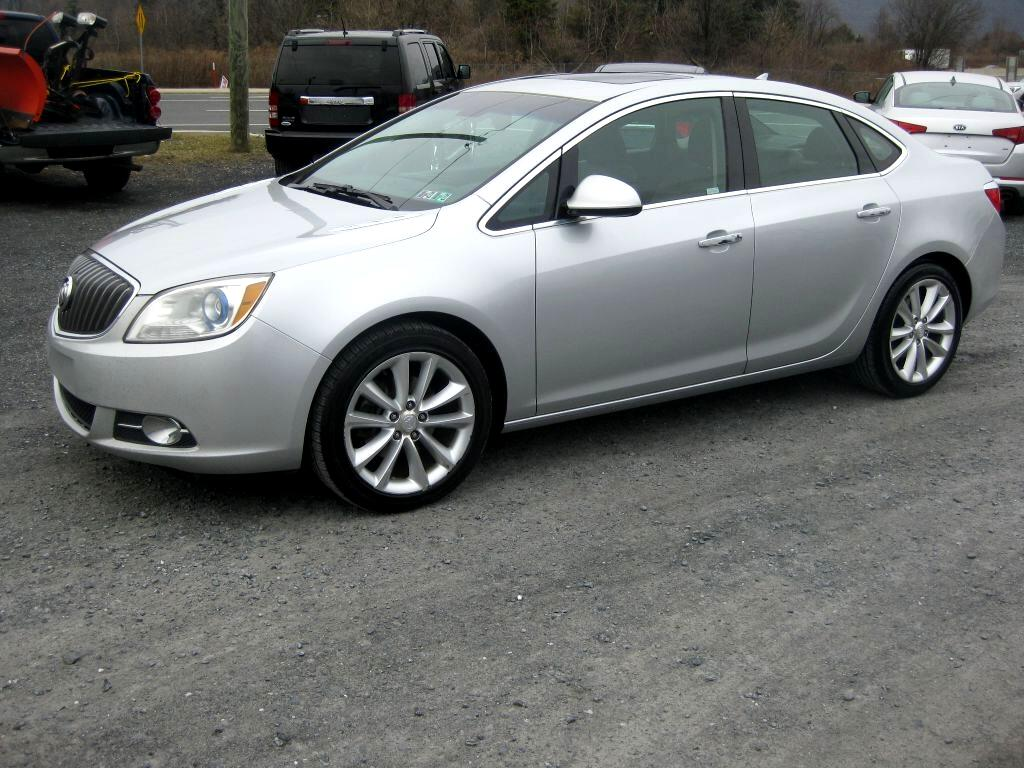 Buick Verano Leather 2012