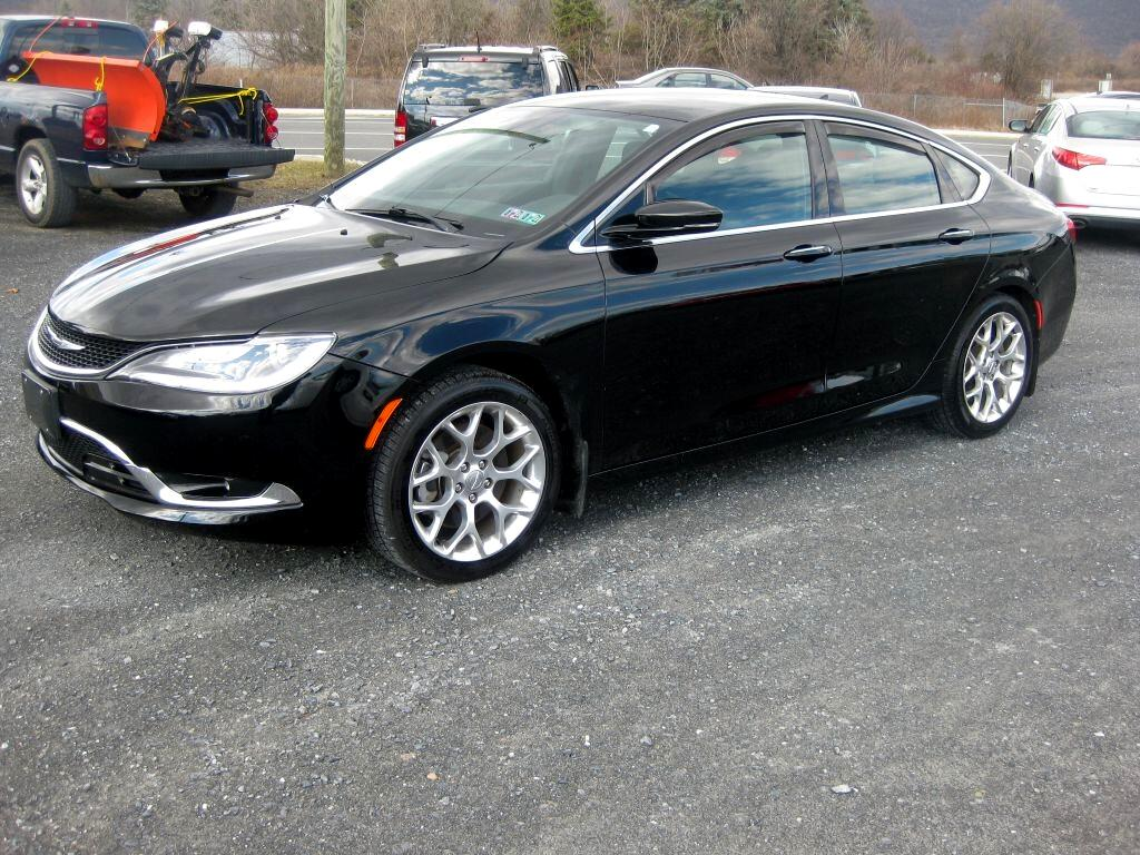 Chrysler 200 4dr Sdn C AWD 2016