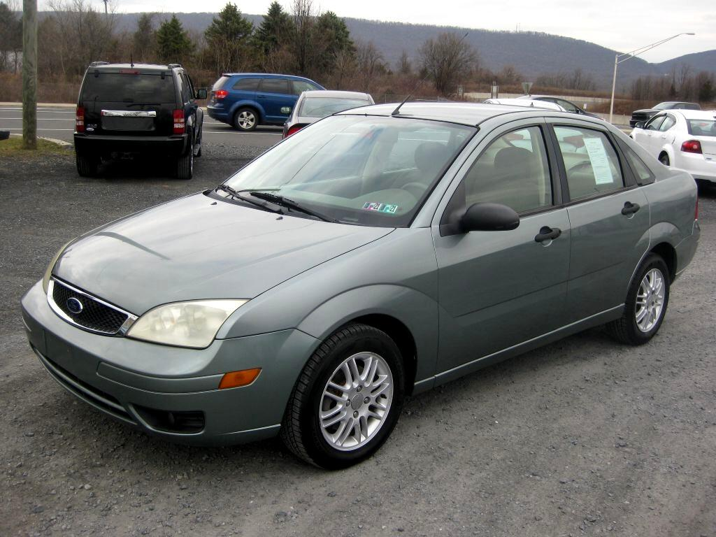 Ford Focus ZX4 SE 2005