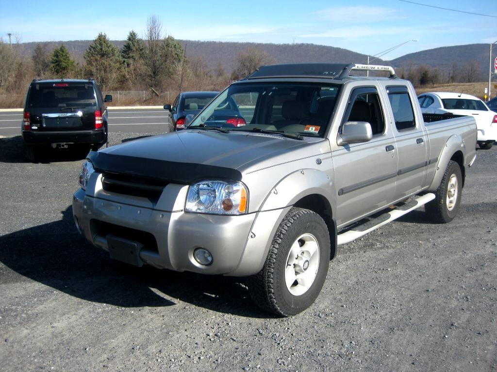 Nissan Frontier SE-V6 Crew Cab Long Bed 4WD 2002