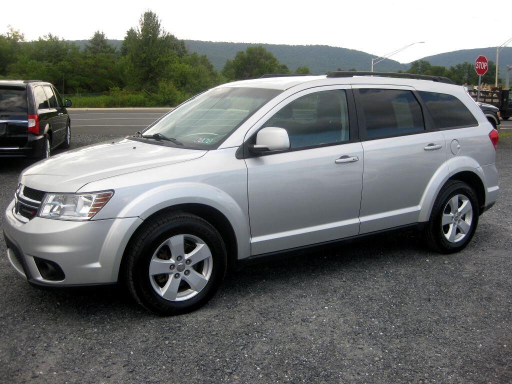 Dodge Journey SXT AWD 2012