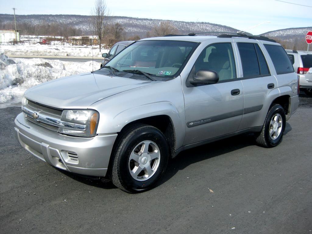 Chevrolet TrailBlazer LS 4WD 2004