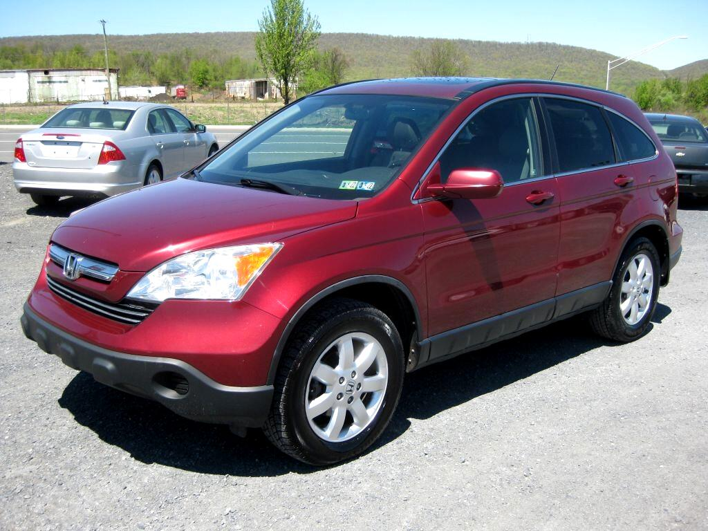 Honda CR-V 4WD EX Auto w/Leather 2008
