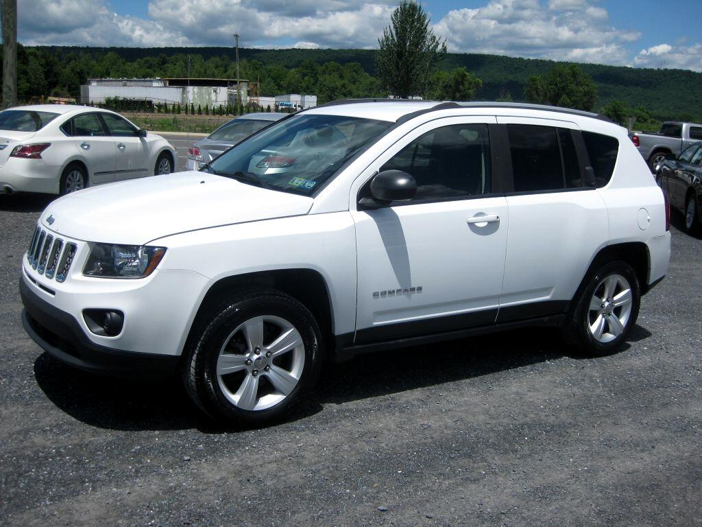 Jeep Compass 4WD 4dr 2015