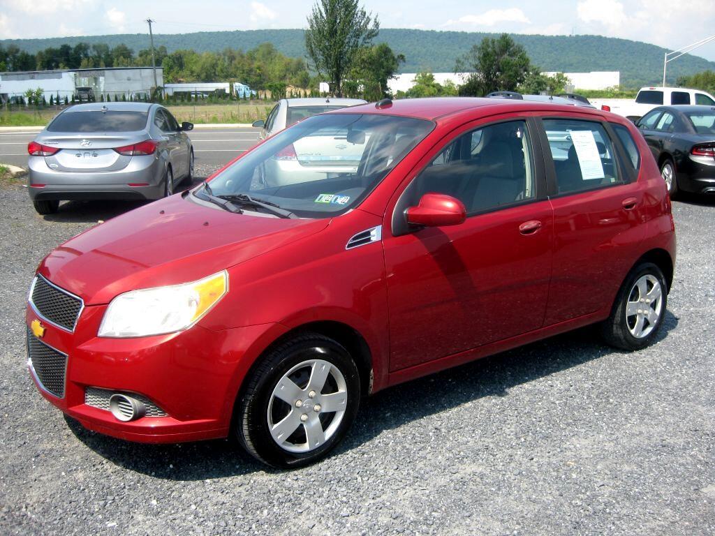 Chevrolet Aveo5 LS 2010