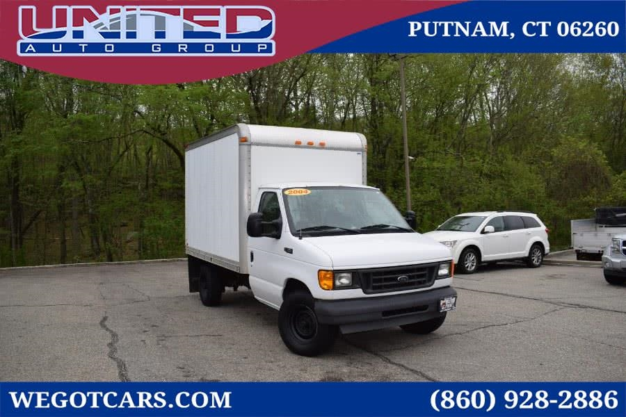 2004 Ford Econoline E-350 Super Duty 138' WB SRW