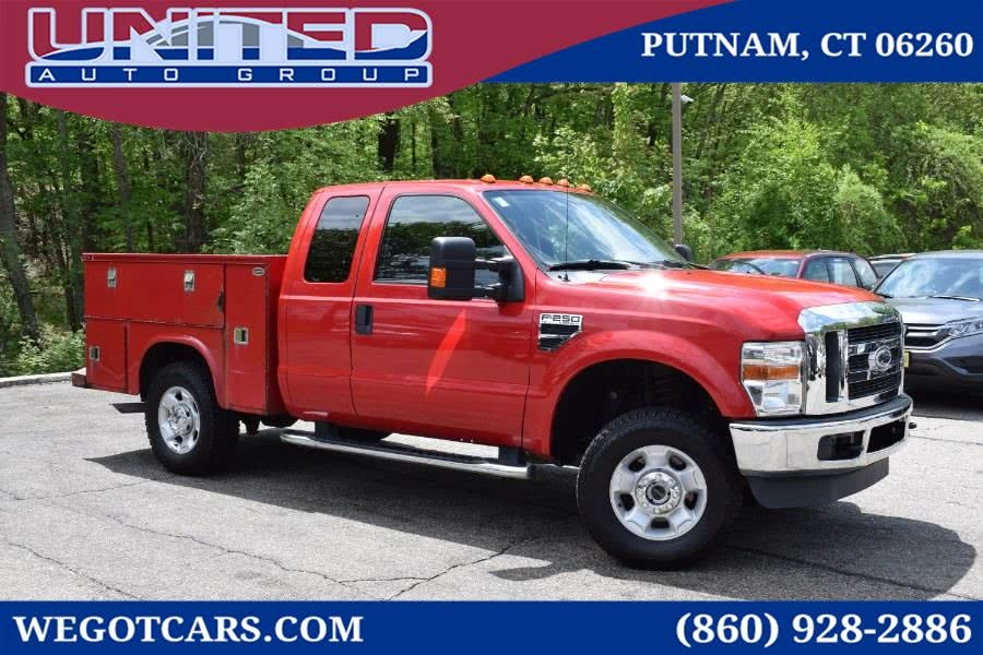2010 Ford F-250 SD 4WD SuperCab 142' XLT