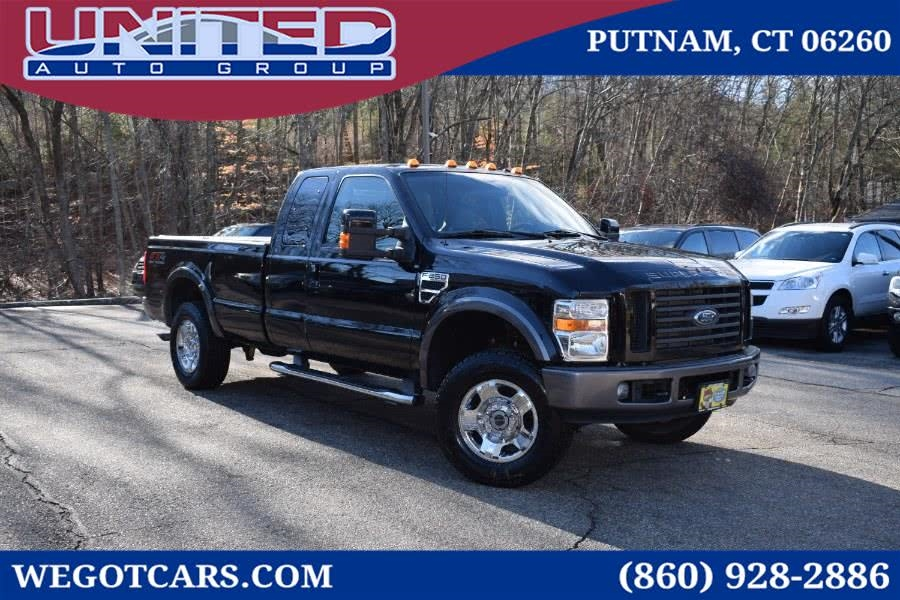 2008 Ford F-250 SD 4WD SuperCab 142' Lariat