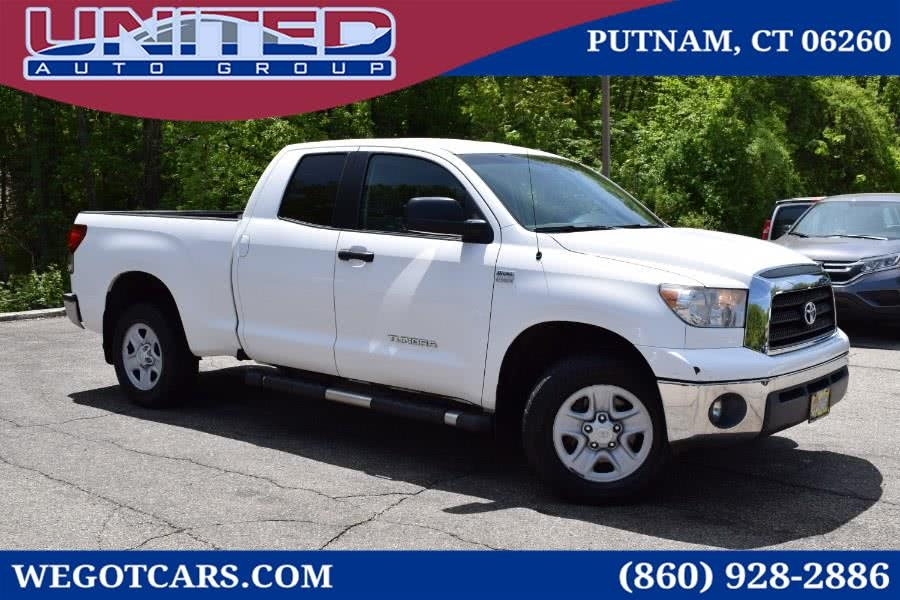 2009 Toyota Tundra Dbl 4.7L V8 5-Spd AT (Natl)