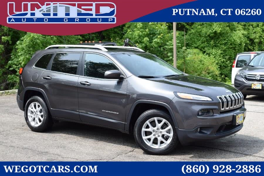 2016 Jeep Cherokee 4WD 4dr Latitude Altitude *Ltd Avail*