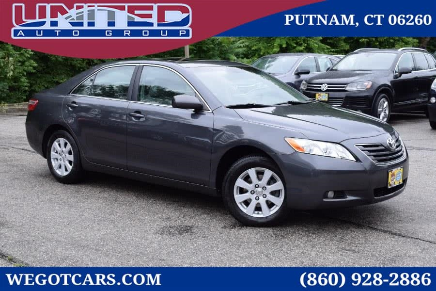 2009 Toyota Camry 4dr Sdn V6 Auto XLE