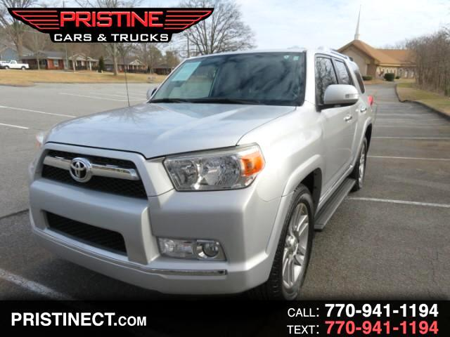 2011 Toyota 4Runner Limited 2WD V6 Navigation