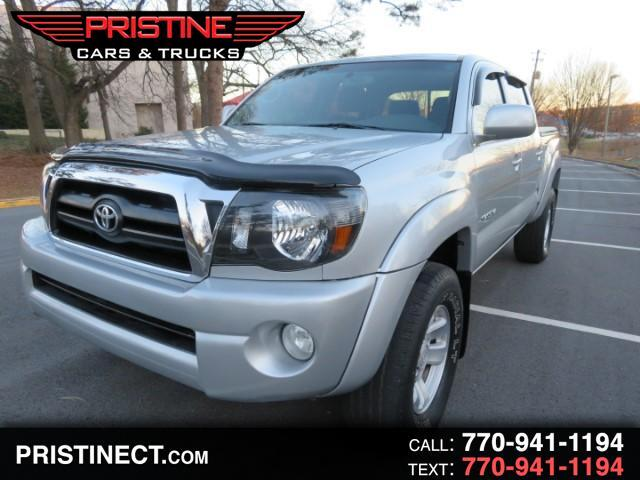 2008 Toyota Tacoma 2WD Double Cab V6 AT TRD Off Road (Natl)