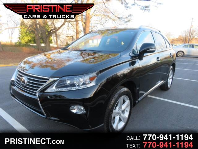 2015 Lexus RX 350 350 Premium Package