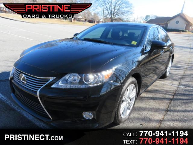 2014 Lexus ES 350 350 Premium Package