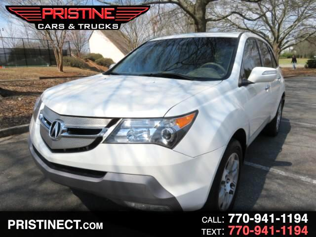 2007 Acura MDX 9-Spd AT SH-AWD w/Advance Package