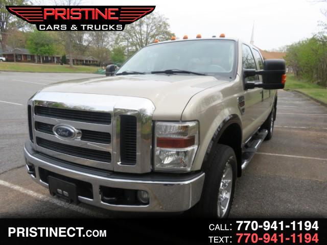 2008 Ford F-250 SD Lariat Crew Cab Lond Bed 4WD Diesel Fifth Wheel To