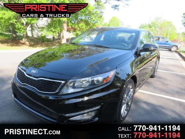 2013 Kia Optima 4dr Sdn SXL W/Chrome Limited Pkg
