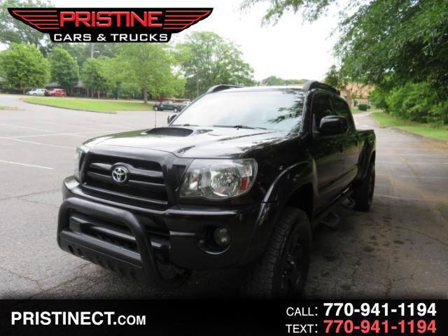2010 Toyota Tacoma DOUBLE CAB TRD SPORT 4WD LONG BED