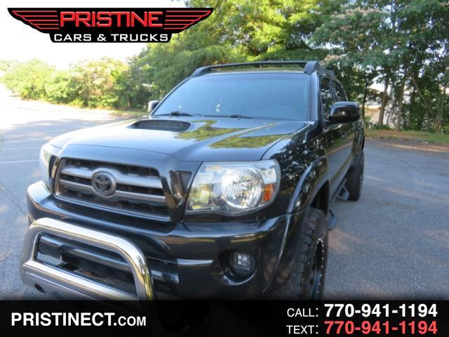 2010 Toyota Tacoma Double Cab Long Bes V6 Auto 4WD TRD Sport
