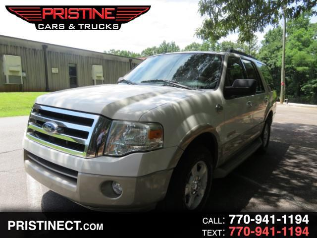 2008 Ford Expedition King Ranch 2WD