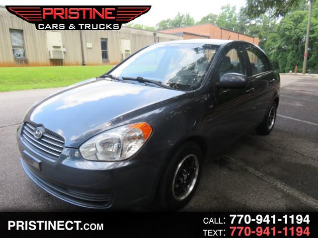 2010 Hyundai Accent GLS 4-Door