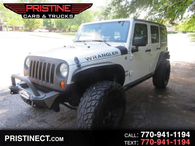 2013 Jeep Wrangler Unlimited Sport 4WD Trail
