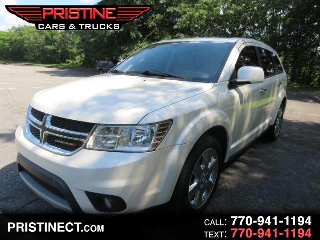 2015 Dodge Journey FWD 4dr Limited
