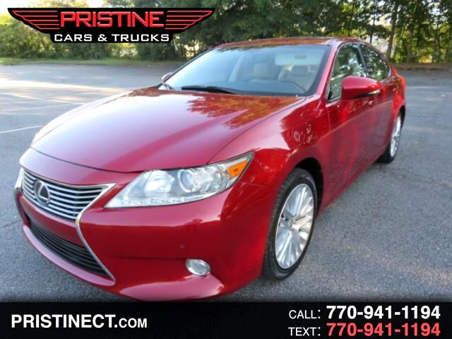 2013 Lexus ES 350 Sedan Premium Package