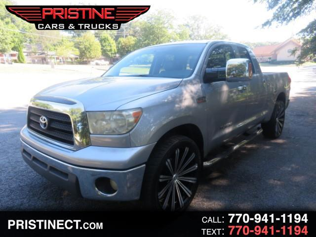 2008 Toyota Tundra Dbl 5.7L V8 6-Spd AT SR5 (Natl)