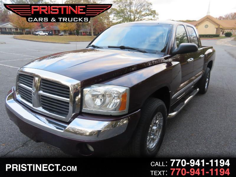 "2005 Dodge Dakota 4dr Quad Cab 131"" WB Laramie"