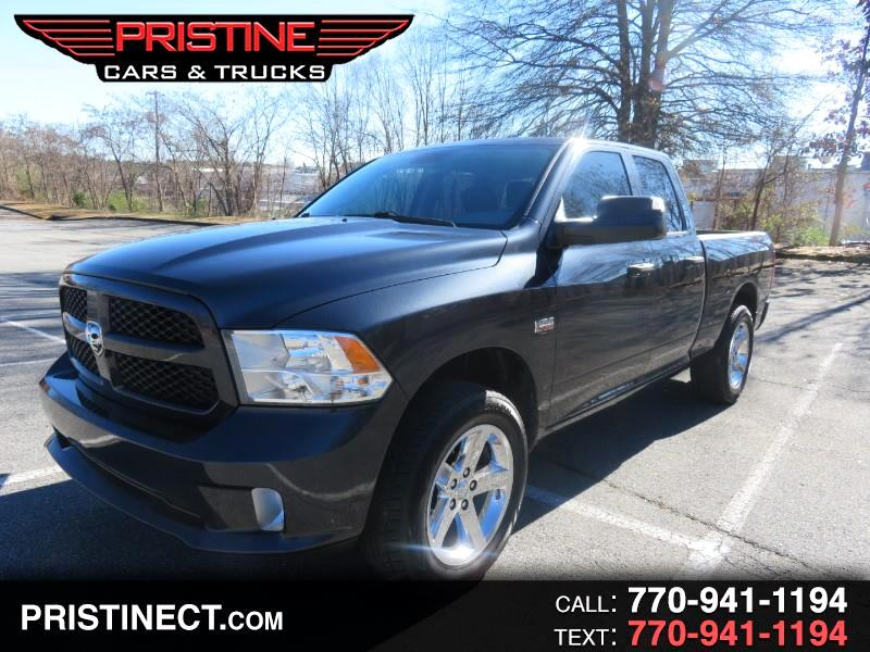 "2014 Dodge Ram Pickup 1500 2WD Quad Cab 140.5"" Express"