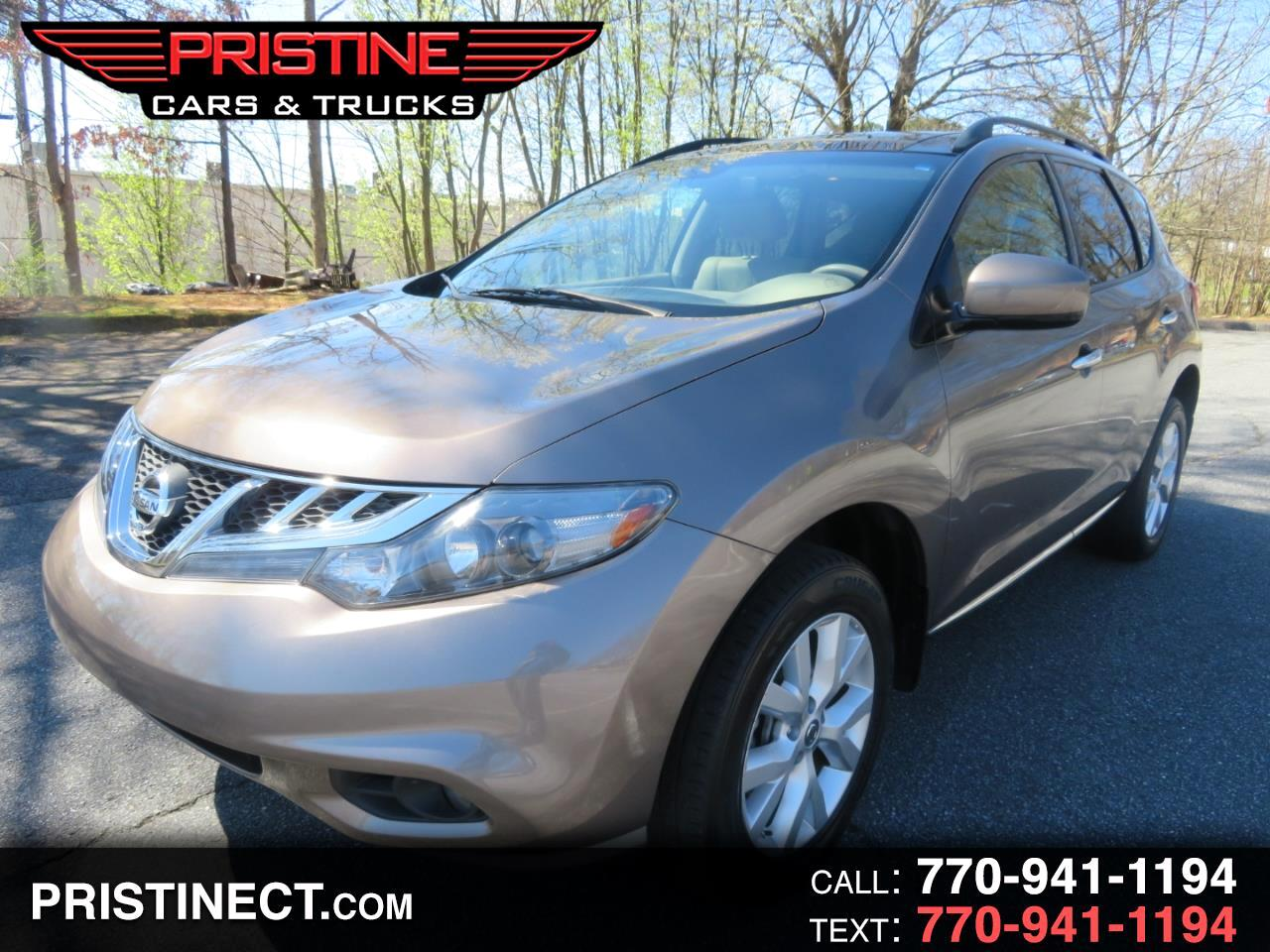2014 Nissan Murano 2WD 4dr SL
