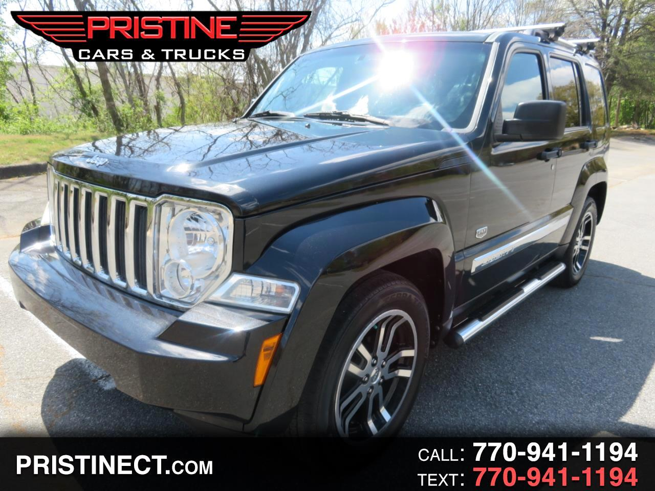 2011 Jeep Liberty RWD 4dr Limited 70th Anniversary