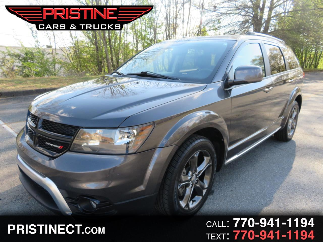 2015 Dodge Journey Crossroad Plus FWD
