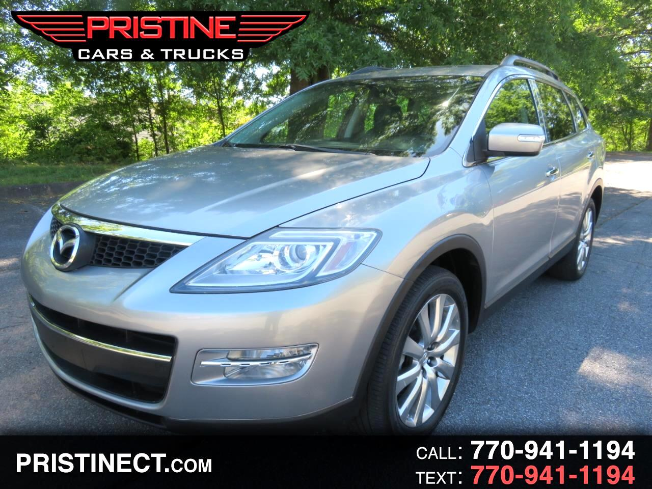 Mazda CX-9 AWD 4dr Grand Touring 2009
