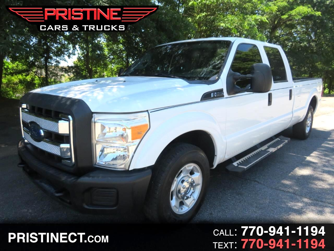 "2015 Ford Super Duty F-250 SRW 2WD Crew Cab 172"" XL"