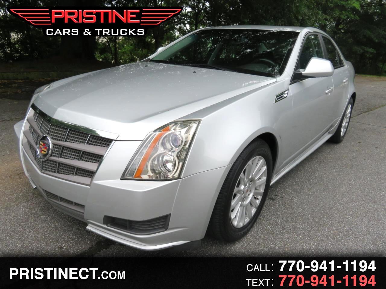 2010 Cadillac CTS Sedan 4dr Sdn 3.0L Luxury RWD