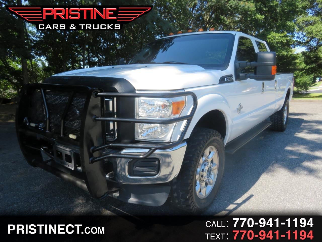 "2015 Ford Super Duty F-350 SRW 4WD Crew Cab 4WD 172"" XL Fx-4"