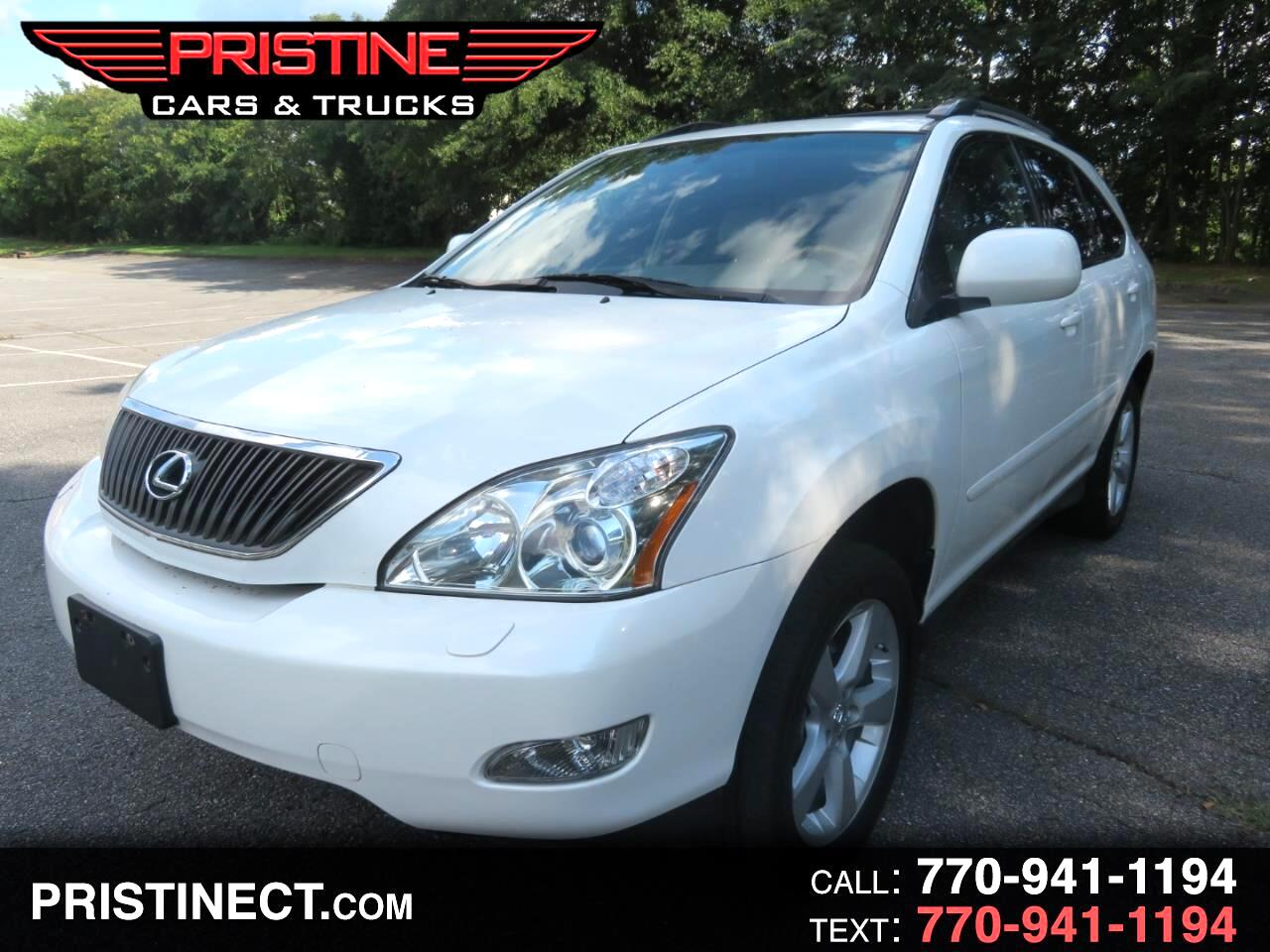 2007 Lexus RX 350 AWD 4dr Premium Package Navigation