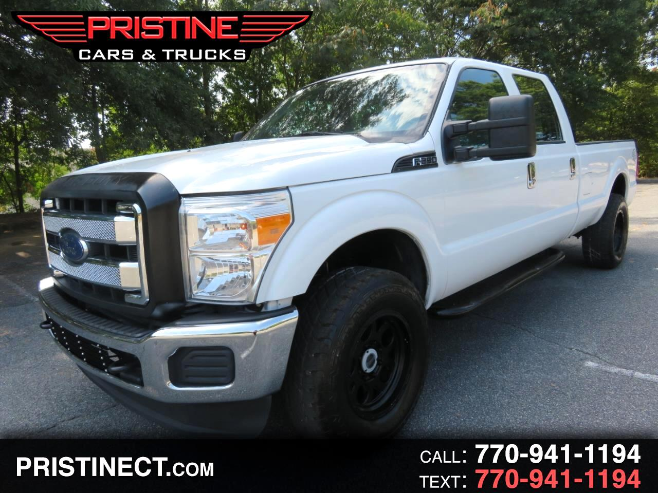 "Ford Super Duty F-250 SRW 4WD Crew Cab 172"" XL 2014"