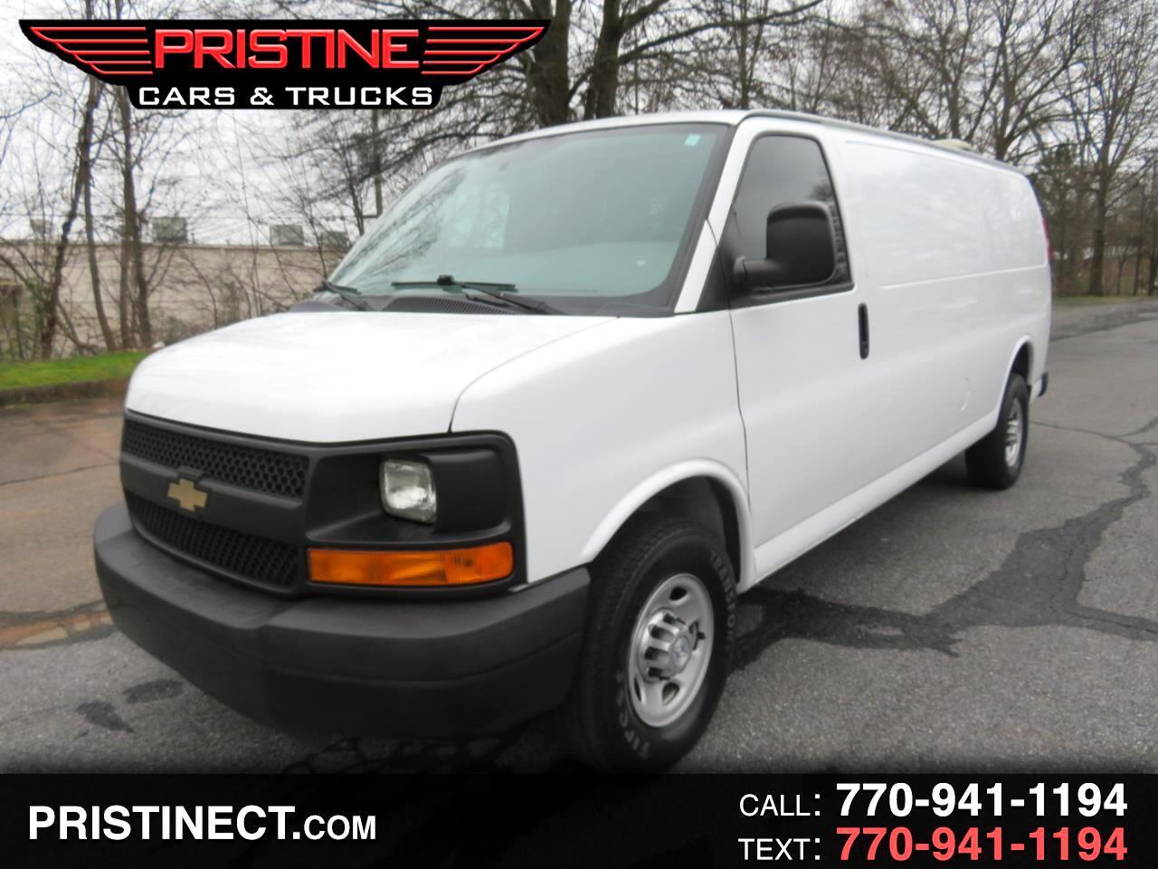 """Chevrolet Express Cargo Van RWD 3500 155"""" 2015"""