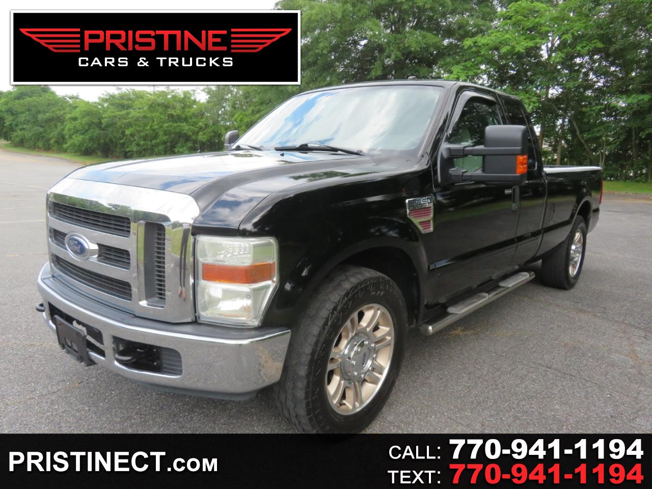 "Ford Super Duty F-250 SRW 2WD SuperCab 158"" XLT 2008"