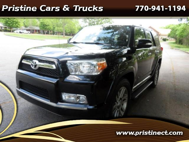2010 Toyota 4Runner Limited V6 AWD 4WD Navigation