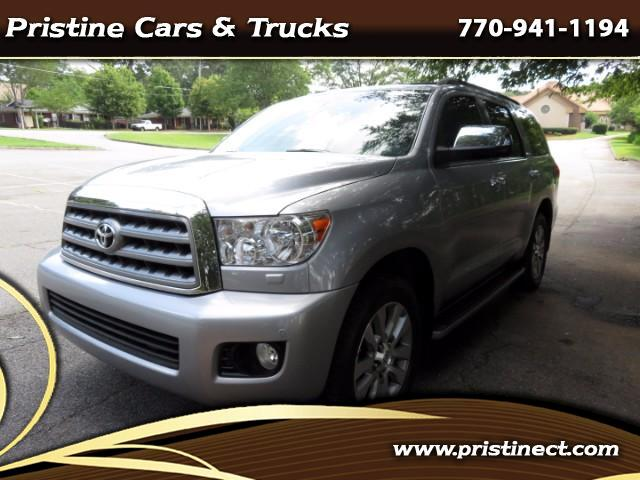 2011 Toyota Sequoia Limited 2WD Navigation