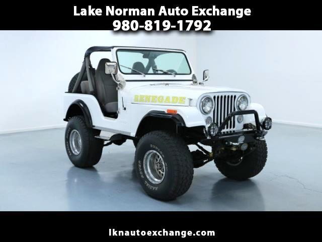 1982 Jeep Renegade