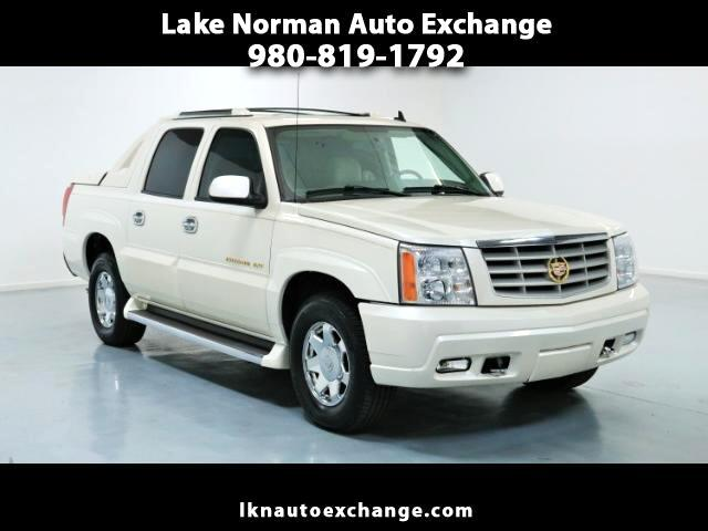 2006 Cadillac Escalade EXT Luxury