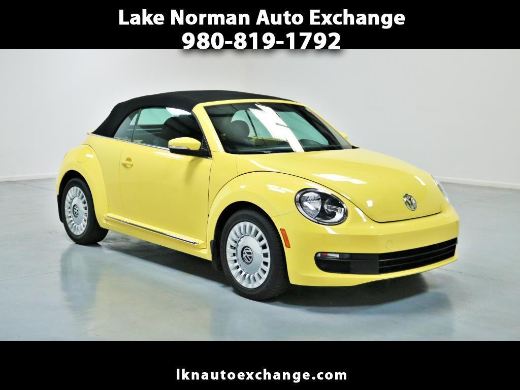 2013 Volkswagen Beetle Convertible 2dr Auto 2.5L w/Tech