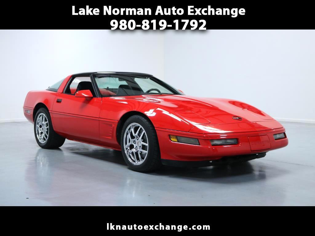 1996 Chevrolet Corvette 2dr Cpe