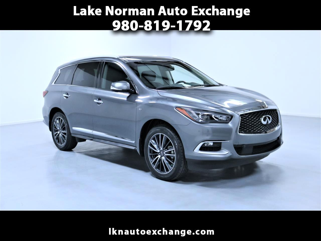 2016 Infiniti QX60 AWD Premium Plus Package